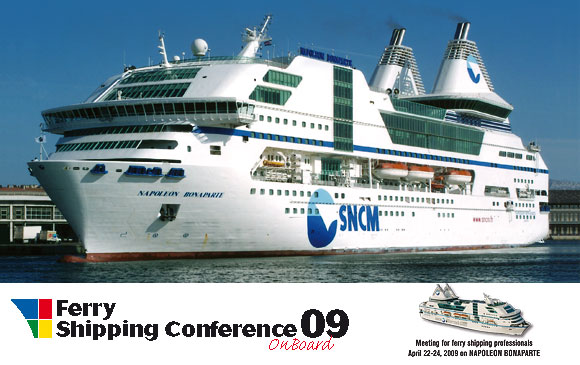 Sponsors Shippax Ferry Conference